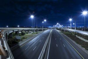 Светодиодное освещение дорог